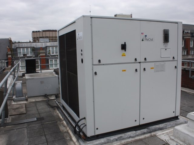 Chiller Repair & Refurbishment