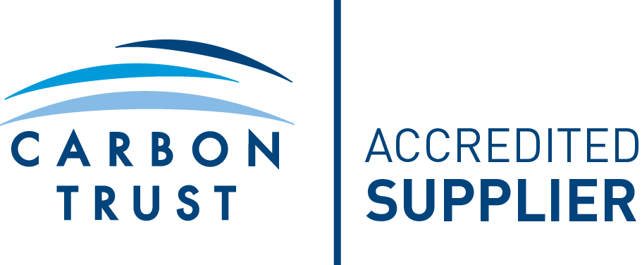Accredited supplier Carbon Trust